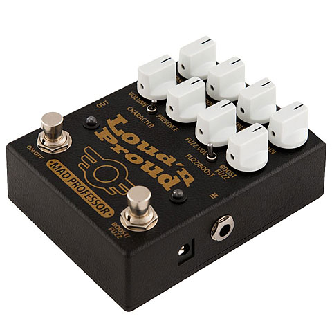 Effektgerät E-Gitarre Mad Professor Loud'n Proud