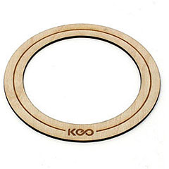 KEO Percussion Bass Wood O-Ring Small « Accesor. parches