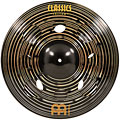 "Platos de efecto Meinl Classics Custom Dark 16"" Trash Stack"