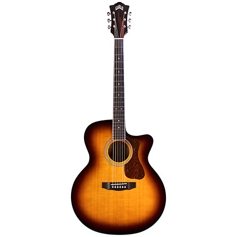Guild F-250CE Deluxe Maple ATB