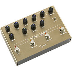 Fender Downtown Express Bass Multi Effect « Effectpedaal Bas