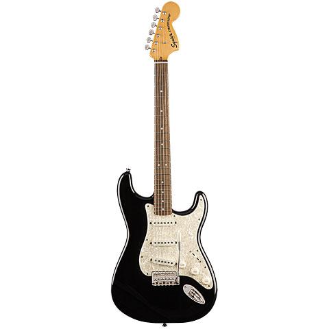 Squier Classic Vibe 70s Stratocaster BLK « E-Gitarre