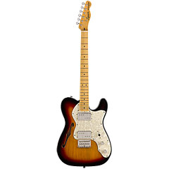 Squier Classic Vibe 70s Tele Thinline 3-TS « Guitare électrique