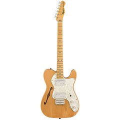 Squier Classic Vibe 70s Tele Thinline NAT « Guitare électrique