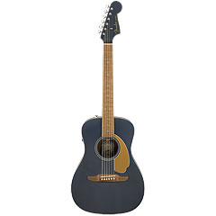 Fender Malibu Player Midnight Satin « Westerngitarre