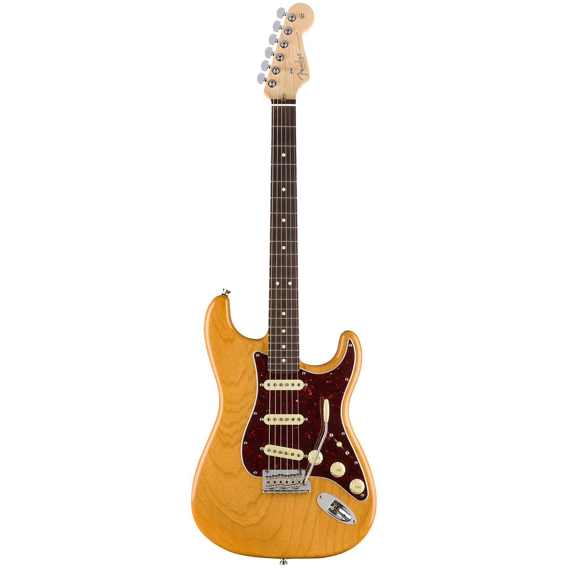 Fender American Pro Stratocaster Light Ash AGN