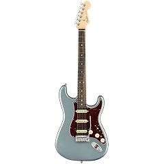 Fender American Elite Strat HSS EB Satin IBM « Electric Guitar