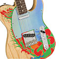 Guitare électrique Fender Jimmy Page Tele RW NAT