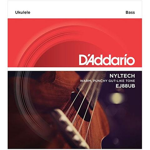 D'Addario EJ88UB Bass Nyltech Bass Ukulele
