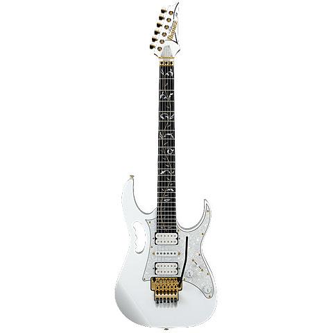 Ibanez JEM7VP Steve Vai WH « E-Gitarre