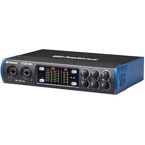 Interface de audio Presonus Studio 68c