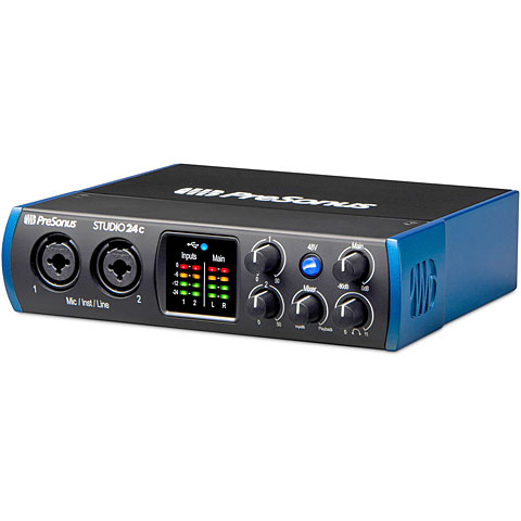 Audio Interface Presonus Studio 24c