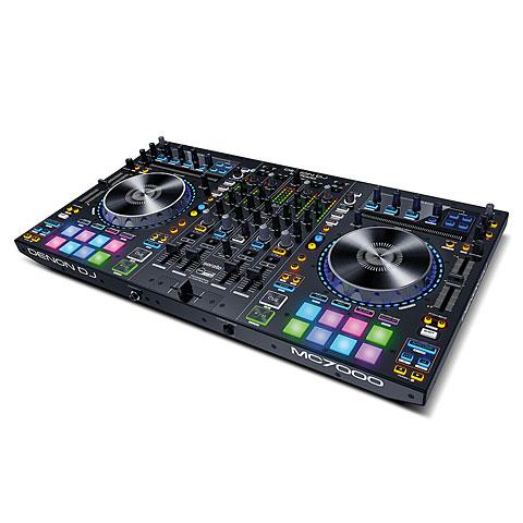 Controlador DJ Denon DJ MC7000 Return