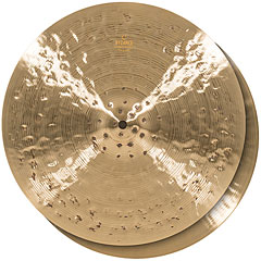 "Meinl Byzance Foundry Reserve 15"" HiHat « Cymbale Hi-Hat"
