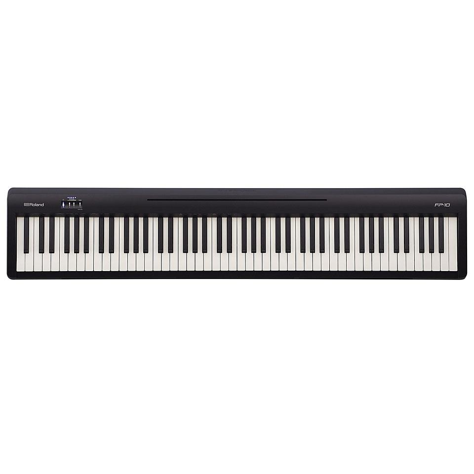 Stagepianos - Roland FP 10 Stagepiano - Onlineshop Musik Produktiv