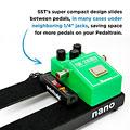 Afinador Pedaltrain PT-SST Space Saving Tuner