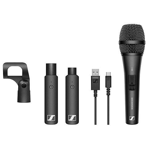 Micrófono inalámbrico Sennheiser XSW-D VOCAL SET