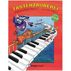 Mitropa music Tastenzauberei Band 3 (+CD) « Instructional Book