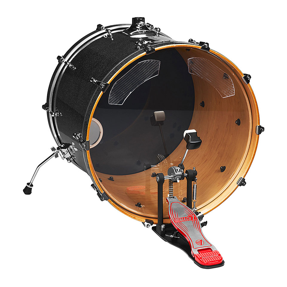Ahead ABDD Bass Drum Dampers NEW