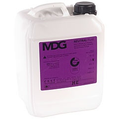 MDG Neutral Fog Fluid 5L « Fluide