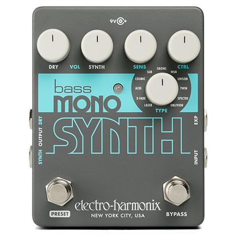 Effektgerät E-Bass Electro Harmonix Bass Mono Synth
