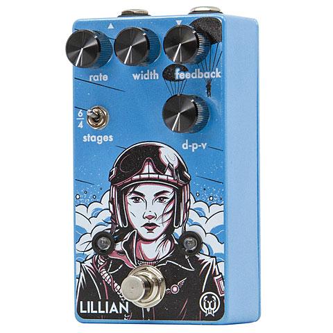 Pedal guitarra eléctrica Walrus Audio Lillian
