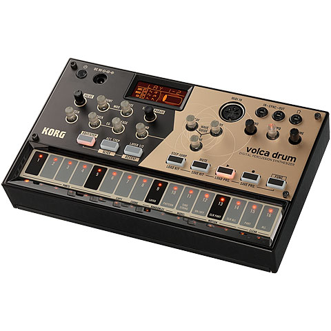 Synthesizer Korg Volca Drum