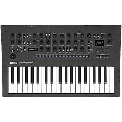 Korg Minilogue xd « Synthesizer