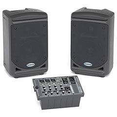 Samson XP150 « Passive PA-Speakers