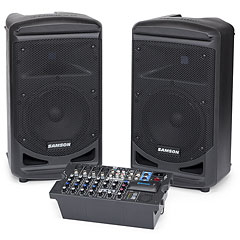 Samson XP800 « Passive PA-Speakers