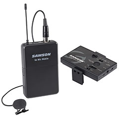 Samson Go Mic Mobile Lavalier System « Wireless Systems