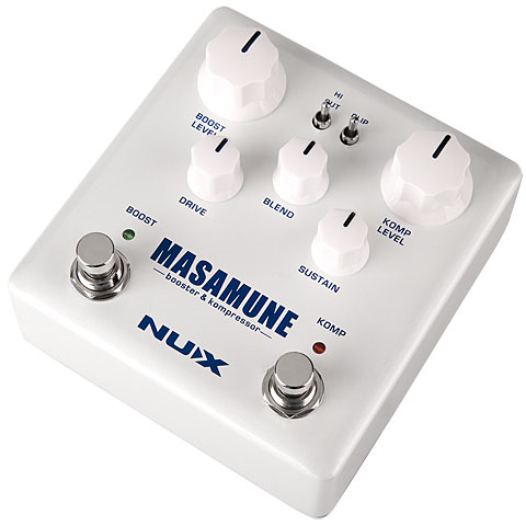Effets pour guitare électrique NUX NBK-5 Masamune