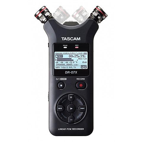 Enregistreur numérique Tascam DR-07X