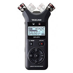 Tascam DR-07X « Digital Audio Recorder