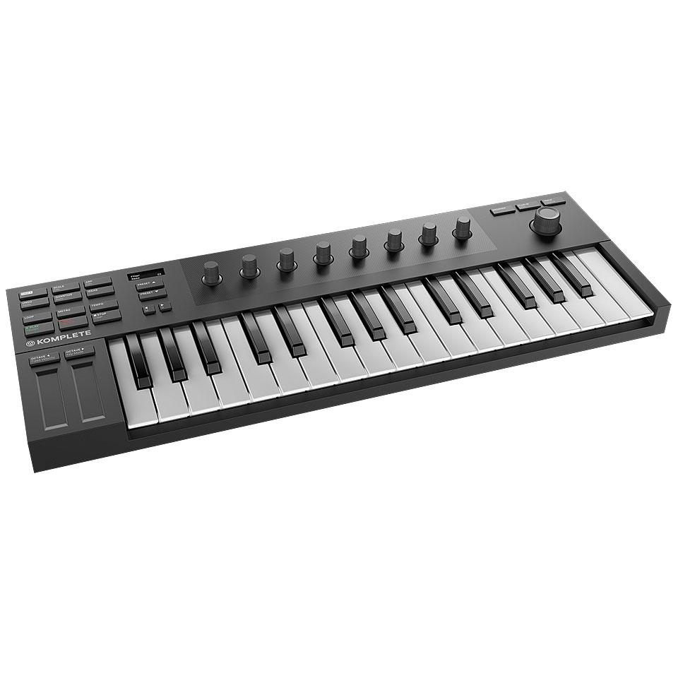 Midimasterkeyboards - Native Instruments Kontrol M32 Masterkeyboard - Onlineshop Musik Produktiv
