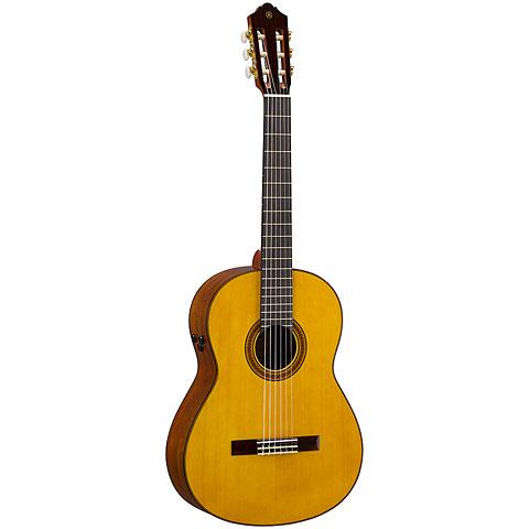Guitarra clásica Yamaha CG-TA NT