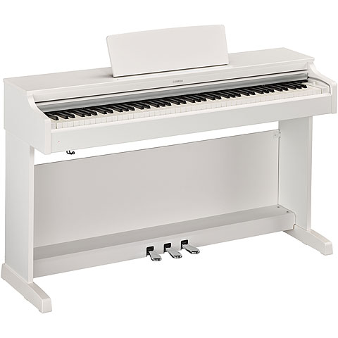 Piano digital Yamaha Arius YDP-164 WH