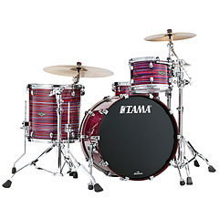 Tama Starclassic Walnut/Birch 3pc Lacquer Phantasm Oyster « Drum Kit