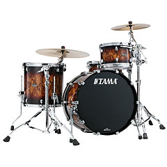 Tama Starclassic Walnut/Birch 3pc Molten Brown Burst « Drum Kit