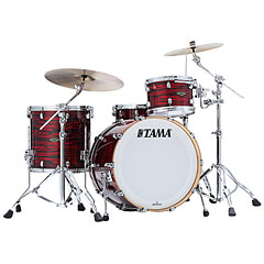 Tama Starclassic Walnut/Birch 3pc Red Oyster « Drum Kit