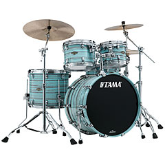 Tama Starclassic Walnut/Birch 4pc Lacquer Arctic Blue O « Drum Kit