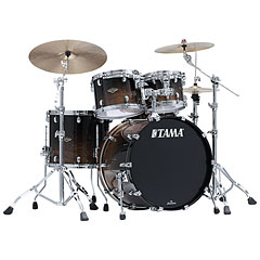Tama Starclassic Walnut/Birch 4pc Transparent Mocha Fade « Drum Kit