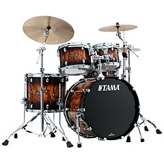 Tama Starclassic Walnut/Birch 4pc Molten Brown Burst « Drum Kit