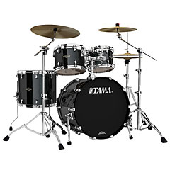 Tama Starclassic Walnut/Birch 4pc Piano Black « Schlagzeug
