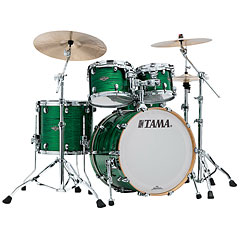 Tama Starclassic Walnut/Birch 4pc Jade Silk « Drum Kit