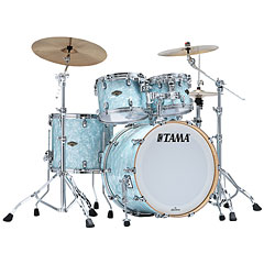 Tama Starclassic Walnut/Birch 4pc Ice Blue Pearl « Schlagzeug