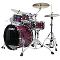 Batterie acoustique Tama Starclassic Walnut / Birch 5pc Lacquer Phantasm Oyster