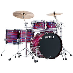 Tama Starclassic Walnut / Birch 5pc Lacquer Phantasm Oyster « Batterie acoustique
