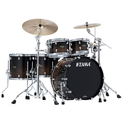 Tama Starclassic Walnut/Birch 5pc Transparent Mocha Fade « Schlagzeug