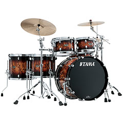 Tama Starclassic Walnut/Birch 5pc Molten Brown Burst « Schlagzeug